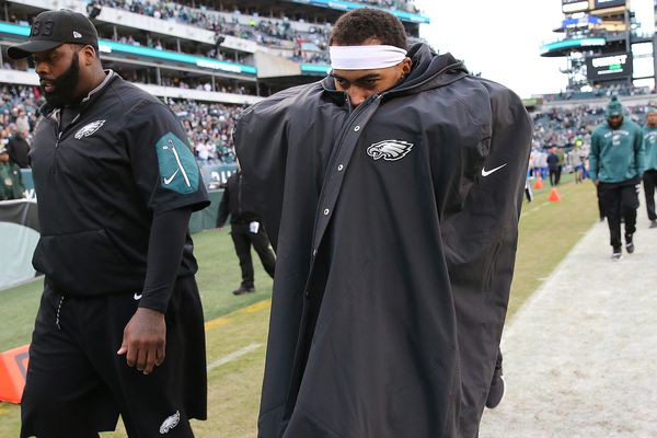 DeSean Jackson injury status: Doug Pederson says receiver missed most of Eagles-Bears as 'precautionary' measure