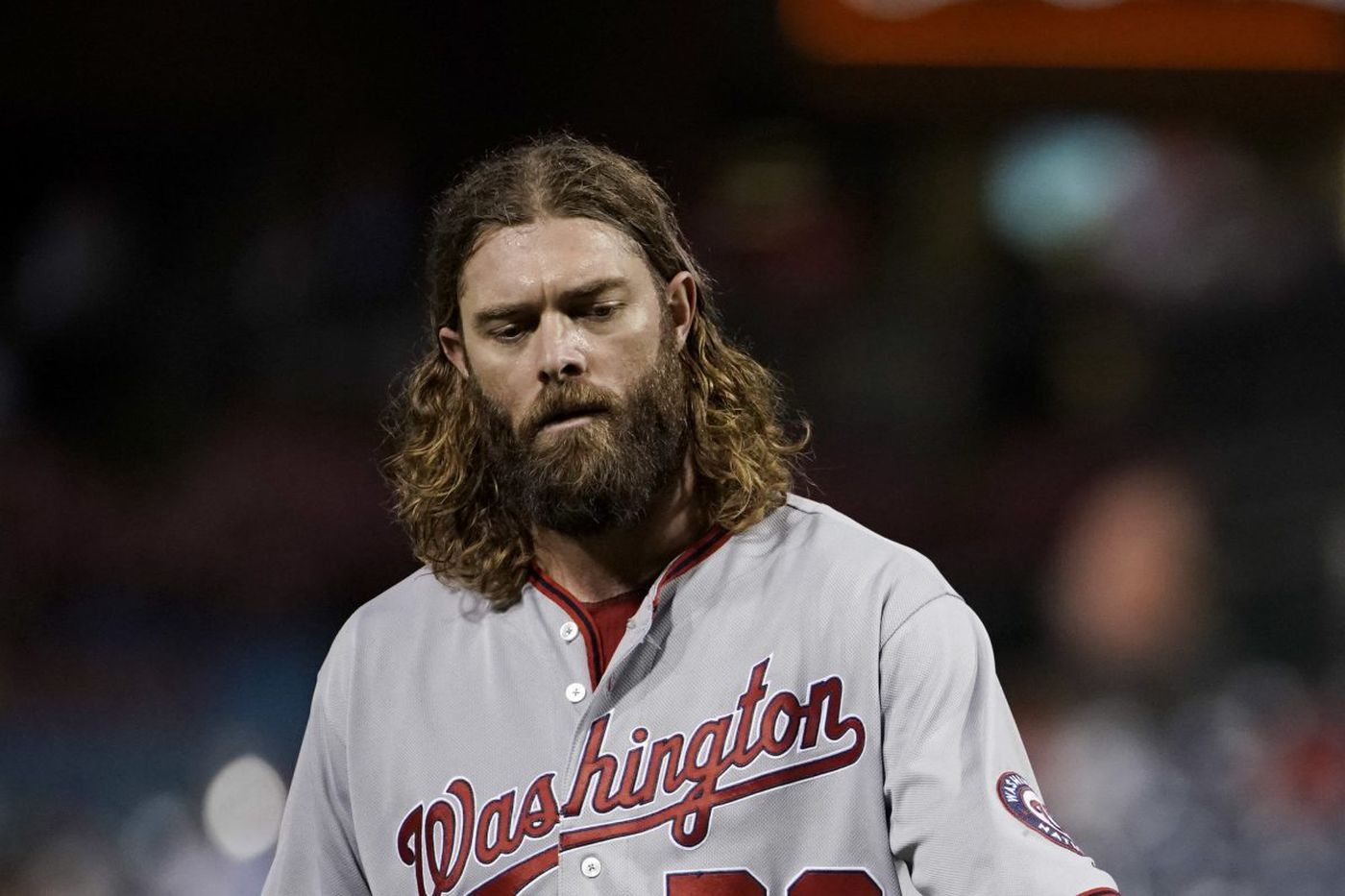 Jayson Werth pays tribute to Philadelphia, fans boo