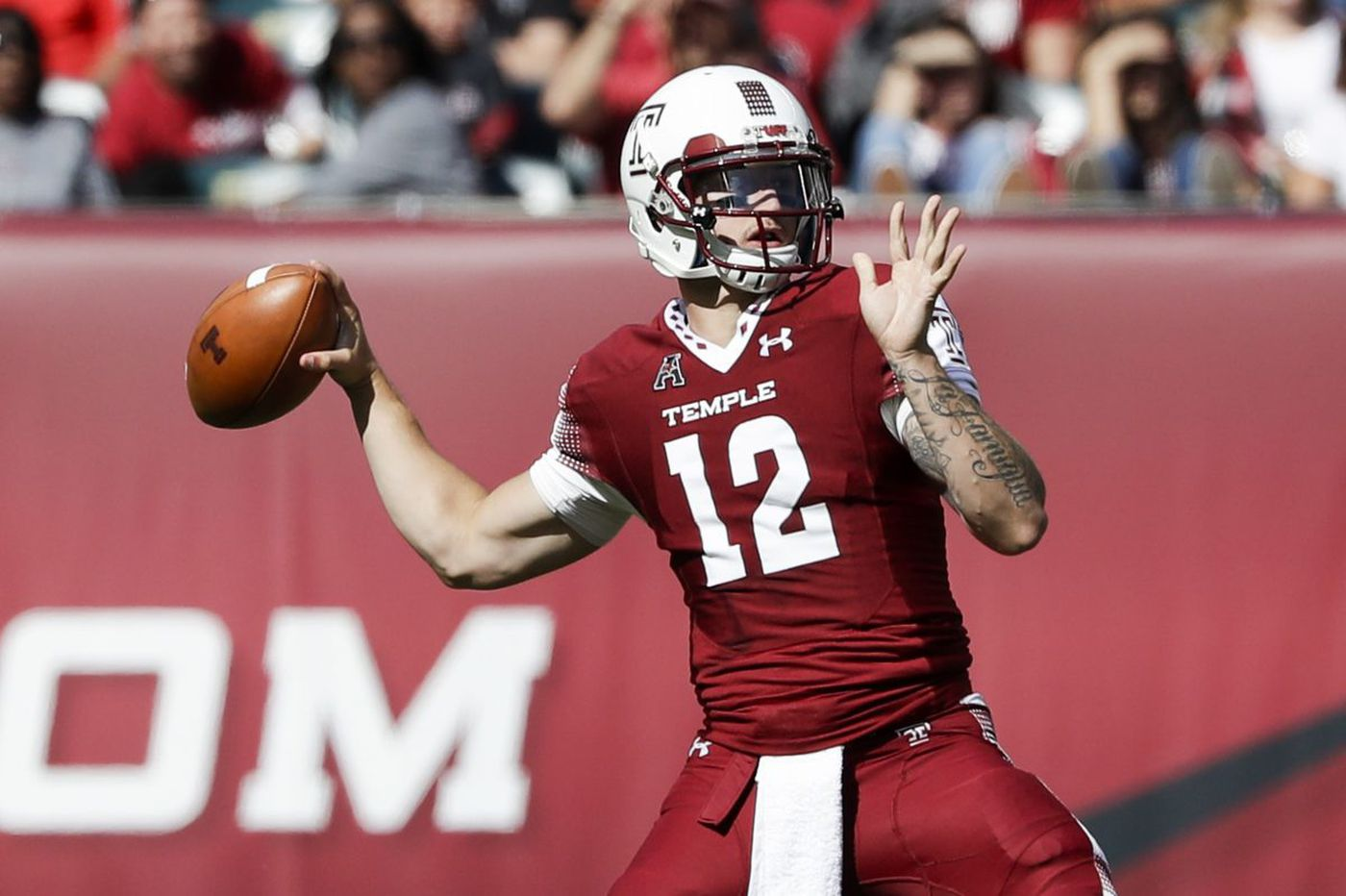 Temple remains 8th in AAC football power rankings
