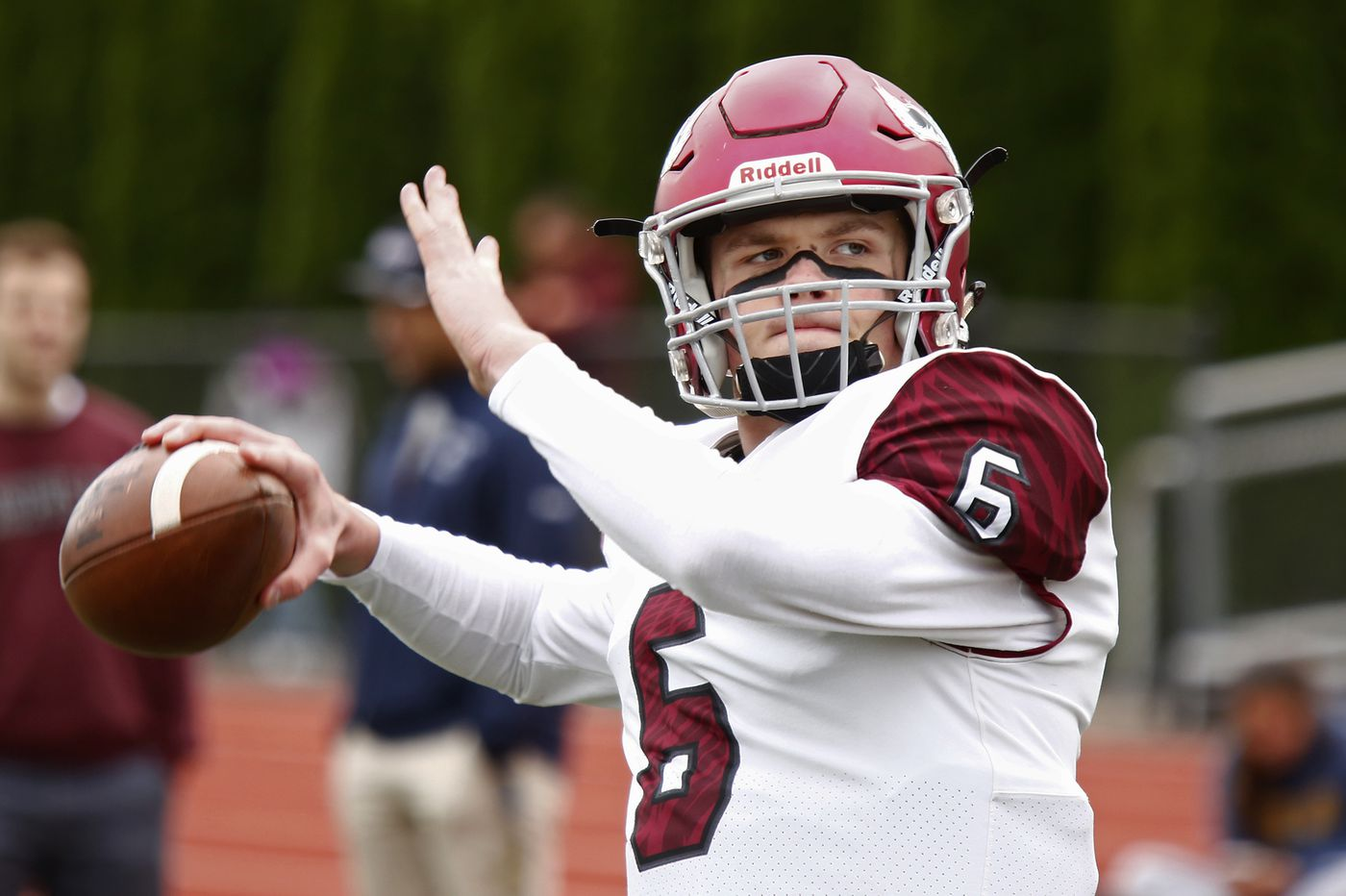 Pa. writers' Class 6A, 4A, and 2A all-state football teams: Kyle McCord of St. Joe's Prep is player of the year