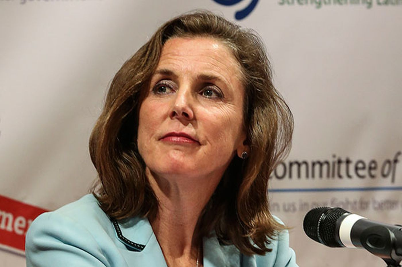 McGinty quitting Wolf's staff - is Senate run next?
