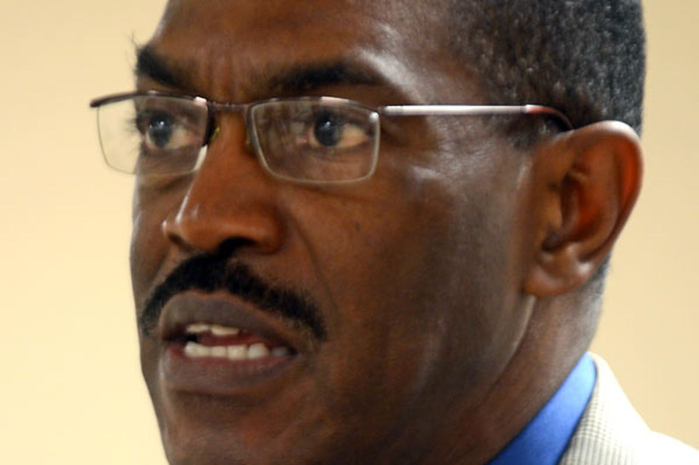 NAACP chief passes on bashing casino firm, union feud seen