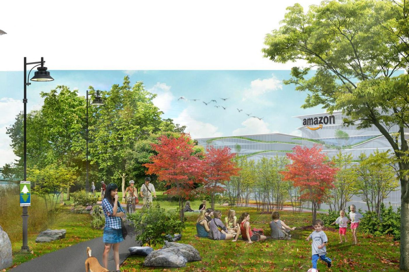 Add Bristol Township to the list of Philly neighbors vying for Amazon's HQ2