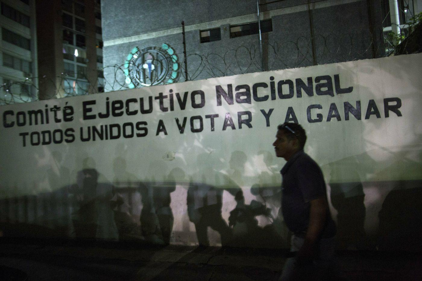 Venezuelan police arrest National Assembly's vice president