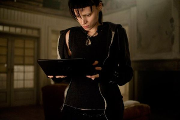 Girl With the Dragon Tattoo is a beautiful thriller