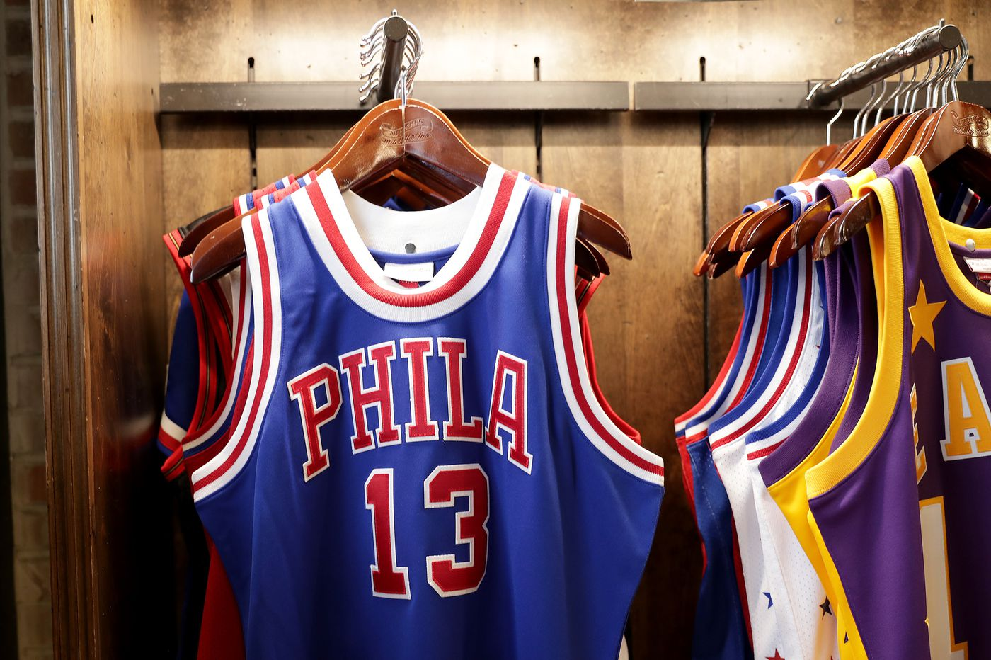 competitive price 82d2b 55a9f The best jersey ever worn by a Philly team? You tell us.