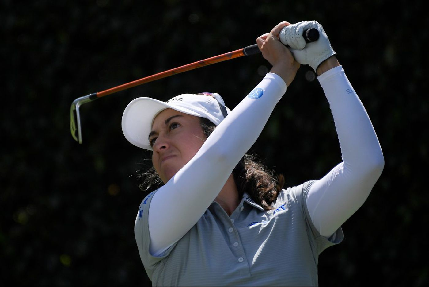 LPGA player Marina Alex likes to tout her New Jersey roots