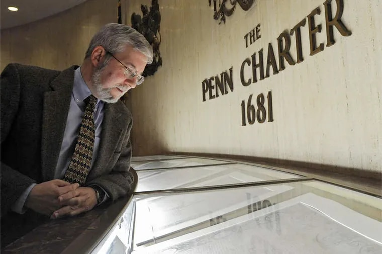 David Carmicheal took over as Pennsylvania's archivist in November after winning applause and increasing public access in a similar role in Georgia.
