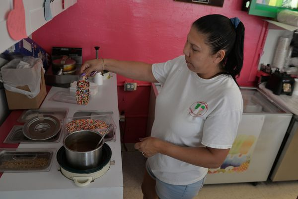 In a town where 'nothing ever lasts,' a Mexican ice cream shop has become a mainstay