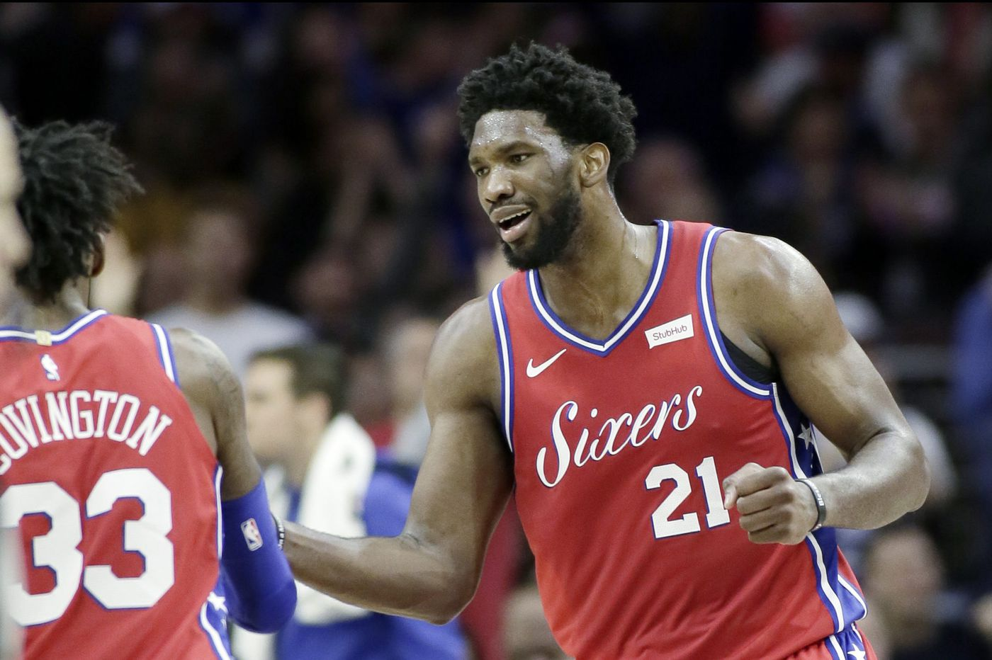 Sixers-Clippers observations, best and worst awards: Joel Embiid's shot-blocking, Landry Shamet's presence, T.J. McConnell's diminished role