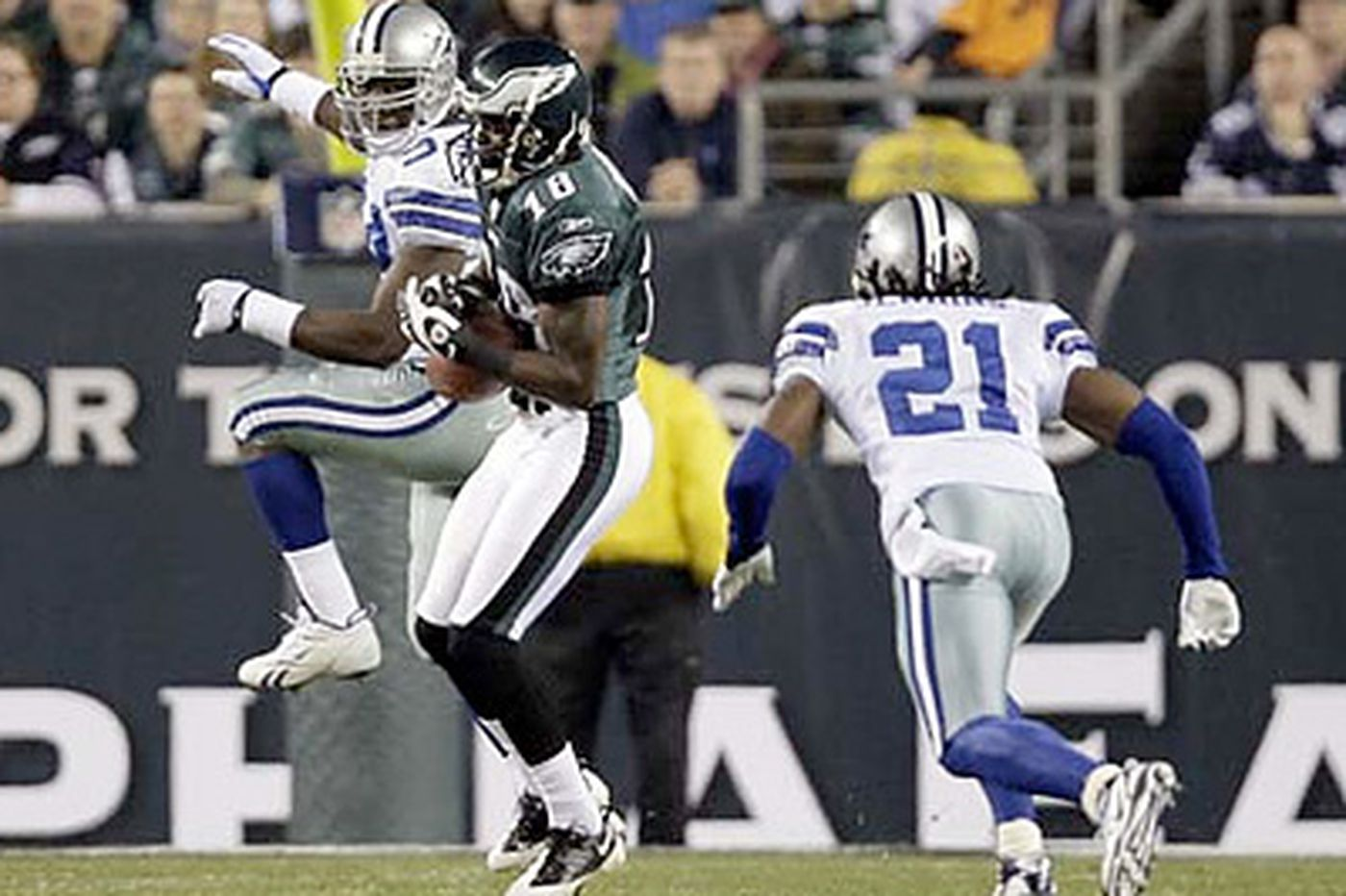 Eagles Notes: Eagles could face Cowboys twice