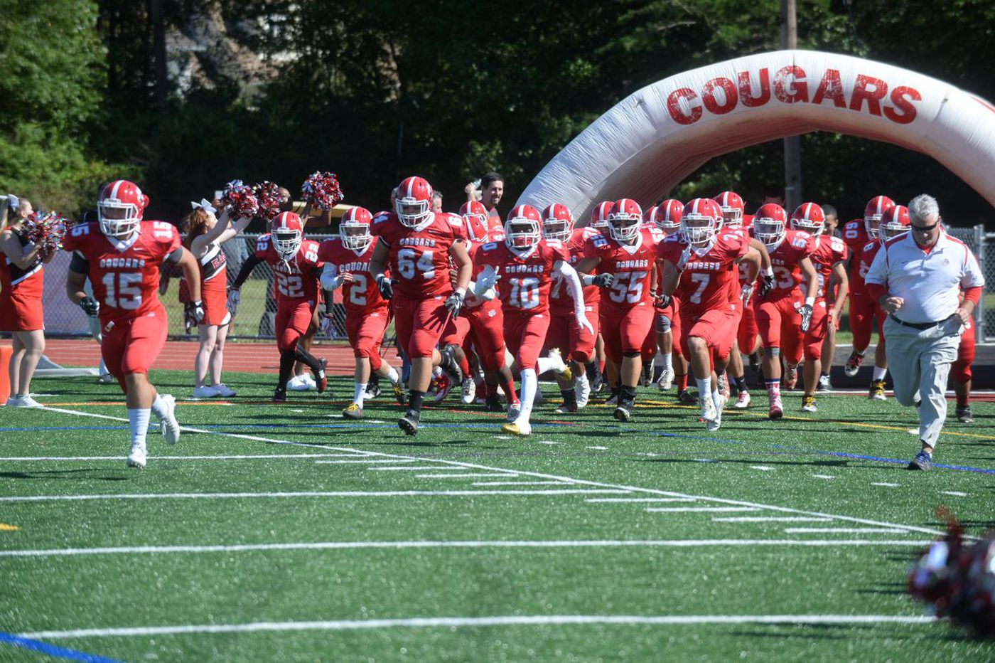 More frustration for Cherry Hill East football | Phil Anastasia