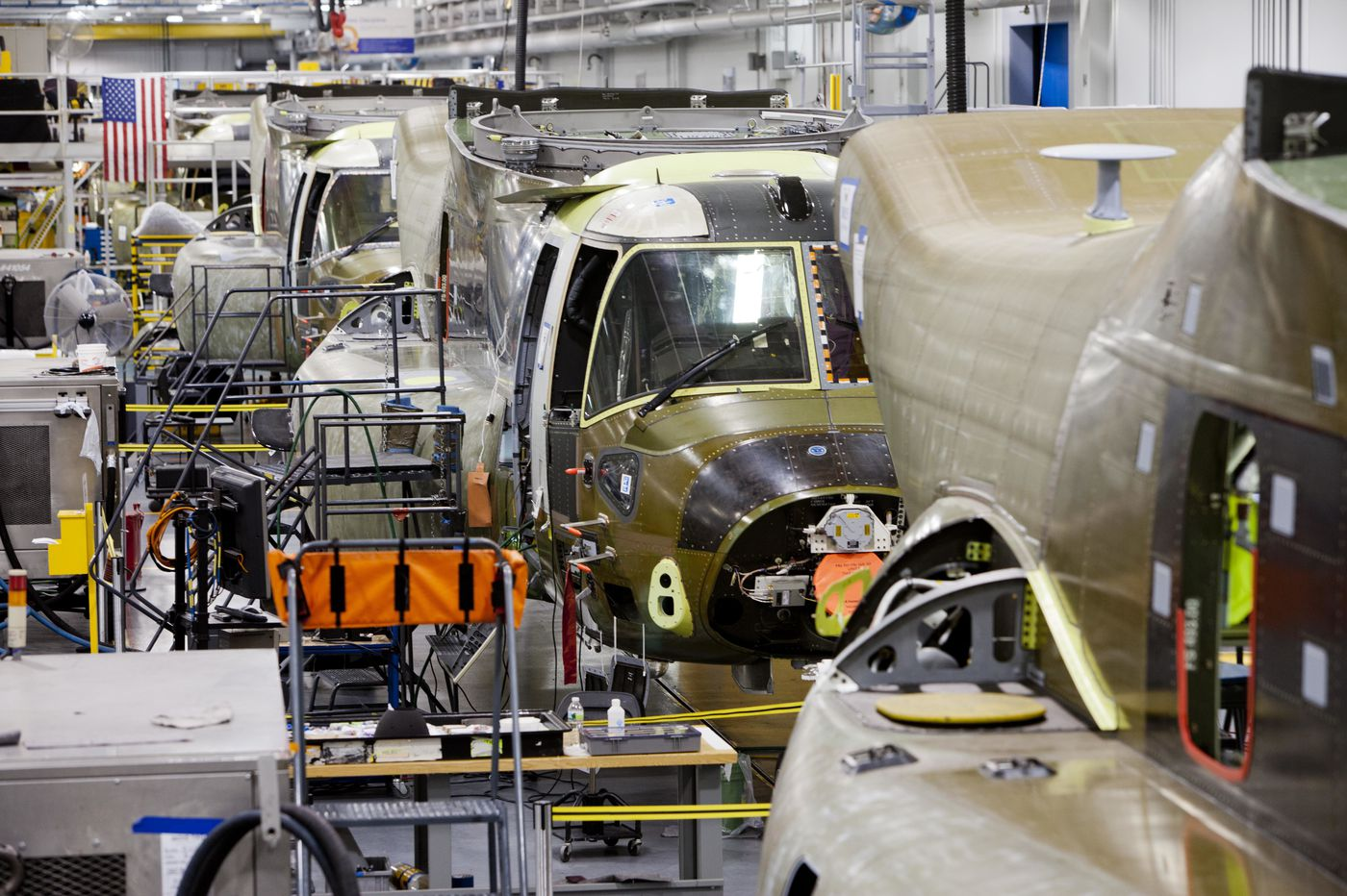 Pa. is No. 7 in aerospace manufacturing rankings