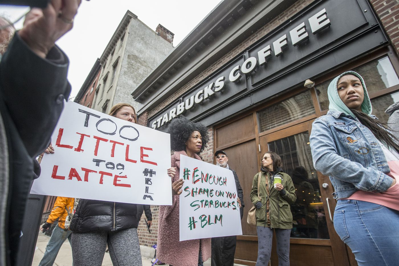 Did a Philly Starbucks barista mock a customer with a stutter?