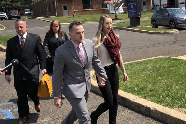 Groom charged with sexual assault at Bucks wedding reception faces accuser in court