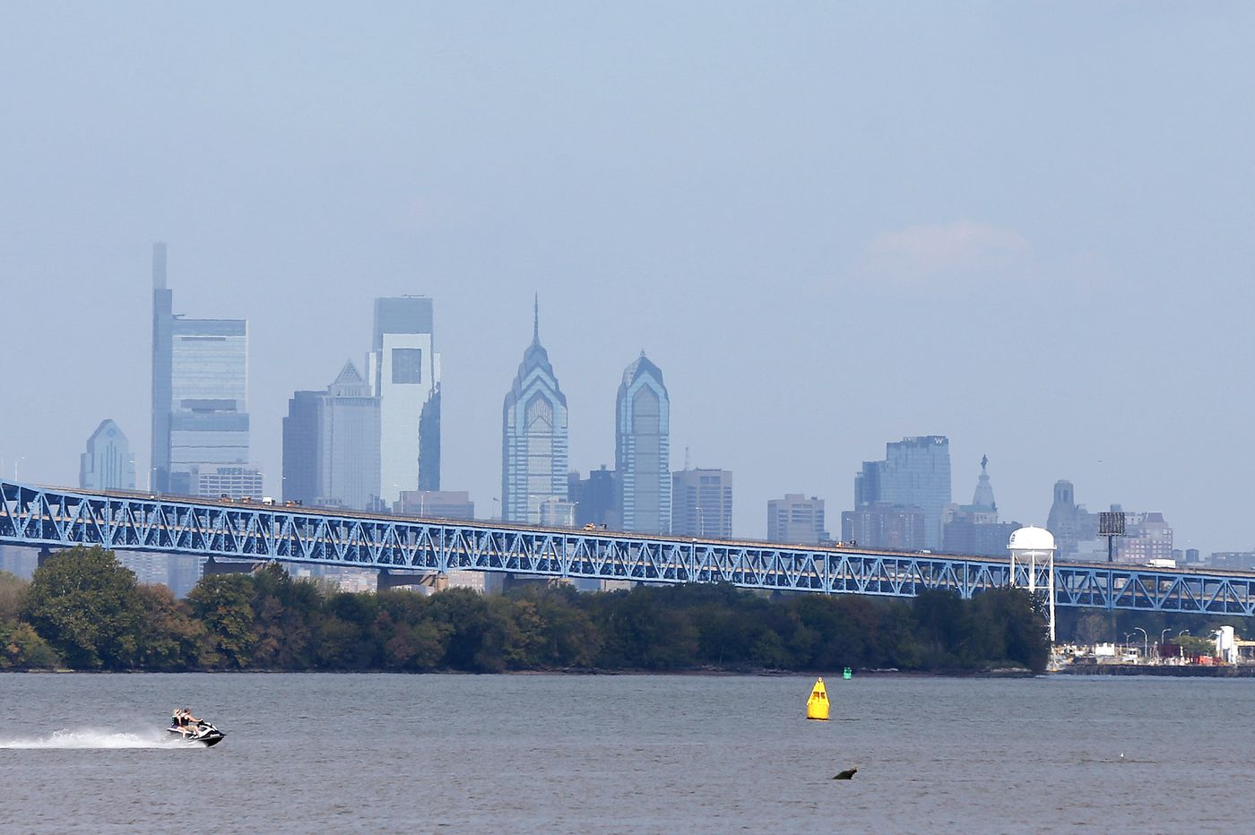 Philadelphia temperature tops 90 on an October day for first time in 78 years