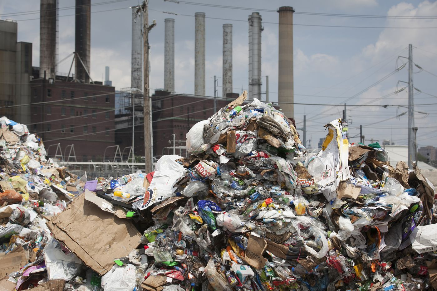 Philadelphia should step up recycling   Editorial