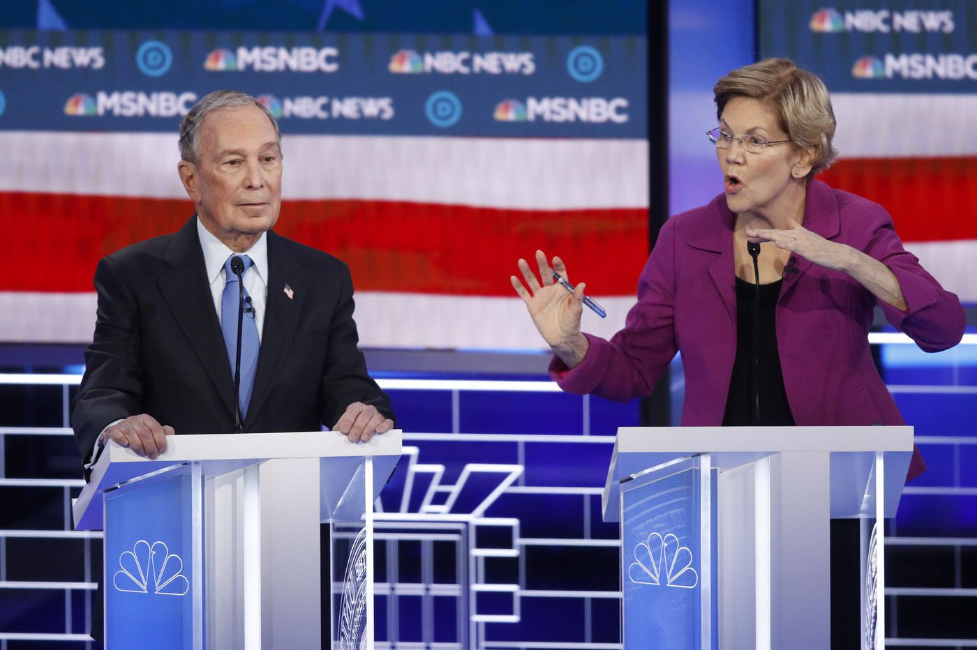 Elizabeth Warren wasn't playing around at the Democratic debate. A lawyer from the Philly suburbs has seen it before.