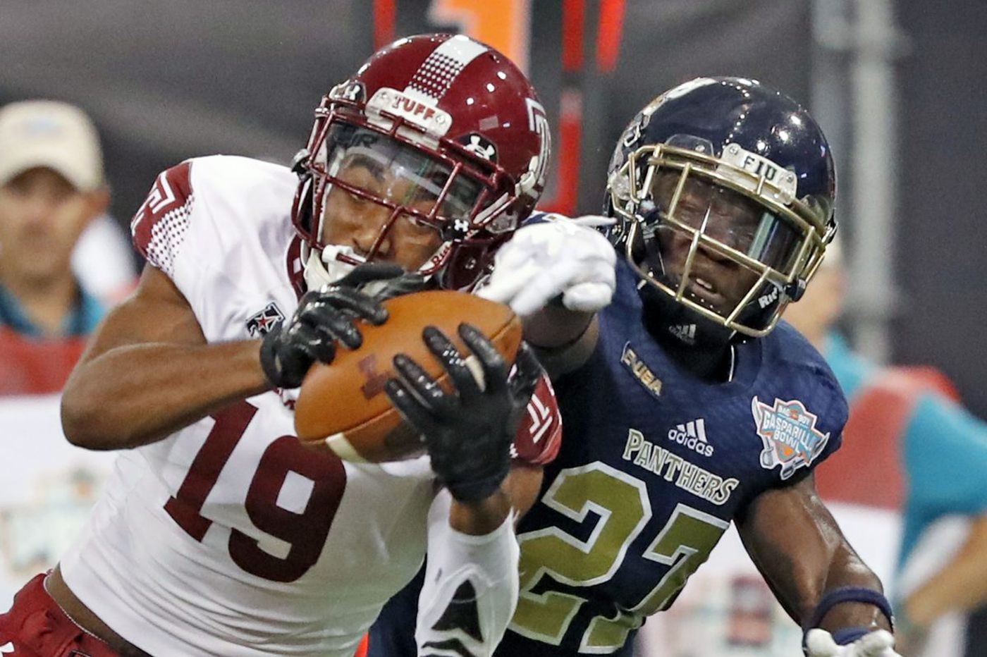 Temple beats Florida International in Gasparilla Bowl, gets first bowl win since 2011