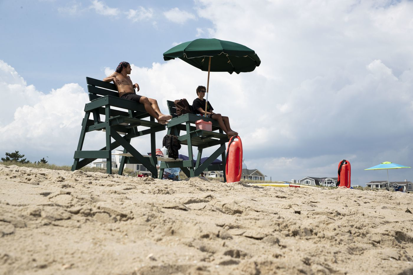 More than two dozen Long Beach Island lifeguards test positive for coronavirus after attending party