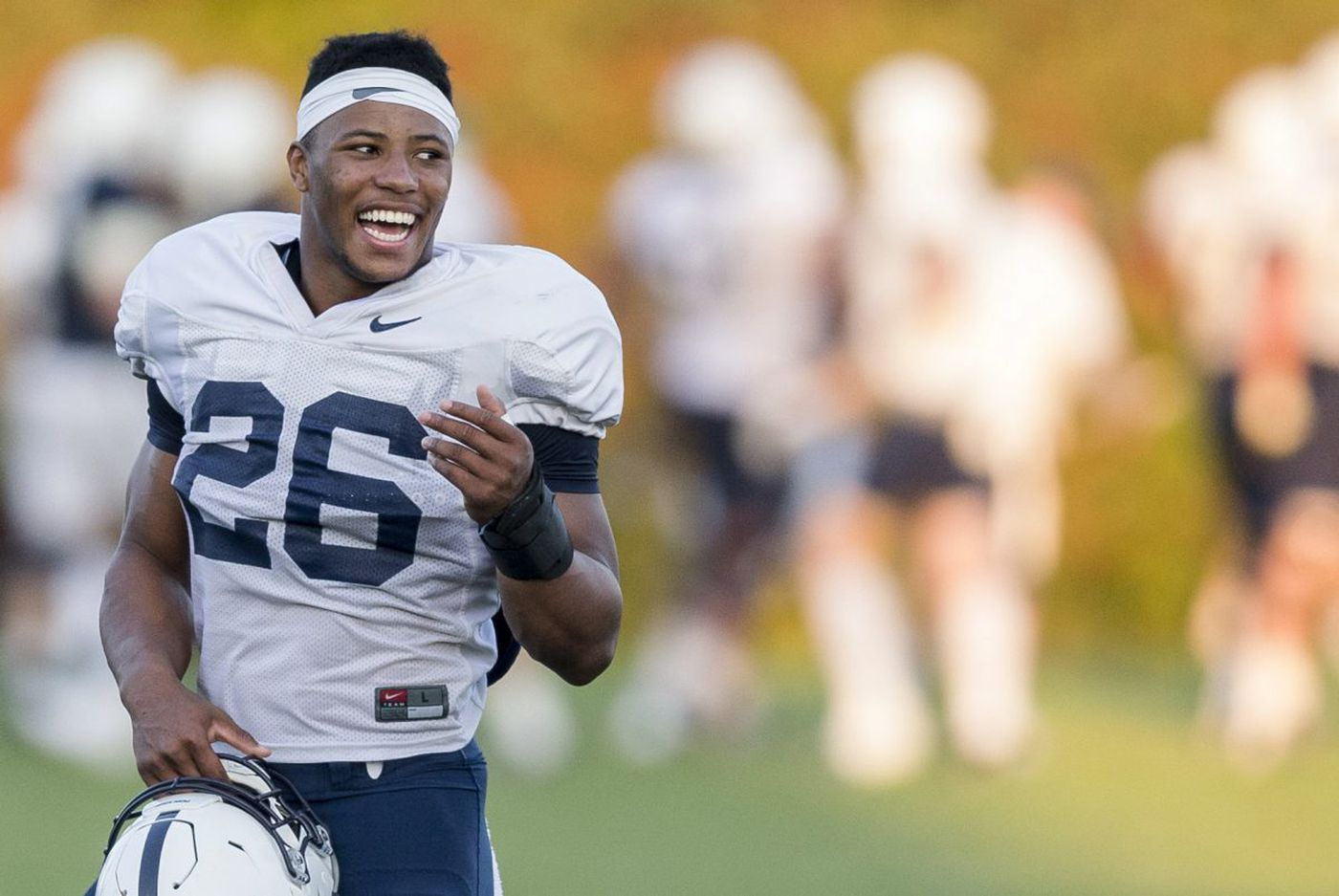 Penn State rises to No. 2 in AP college football poll