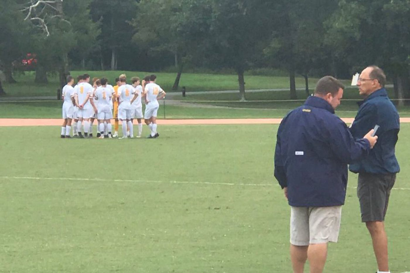 Monday's Southeastern Pa. roundup: Melnick's hat trick lifts Penn Charter over Council Rock South