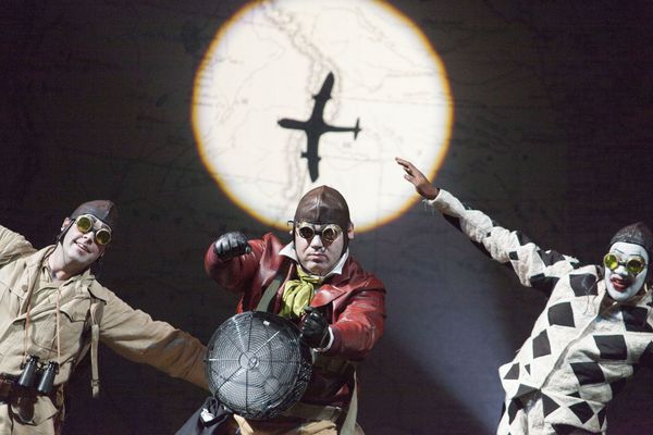Opera Philadelphia's O19 is down to 'only' four productions