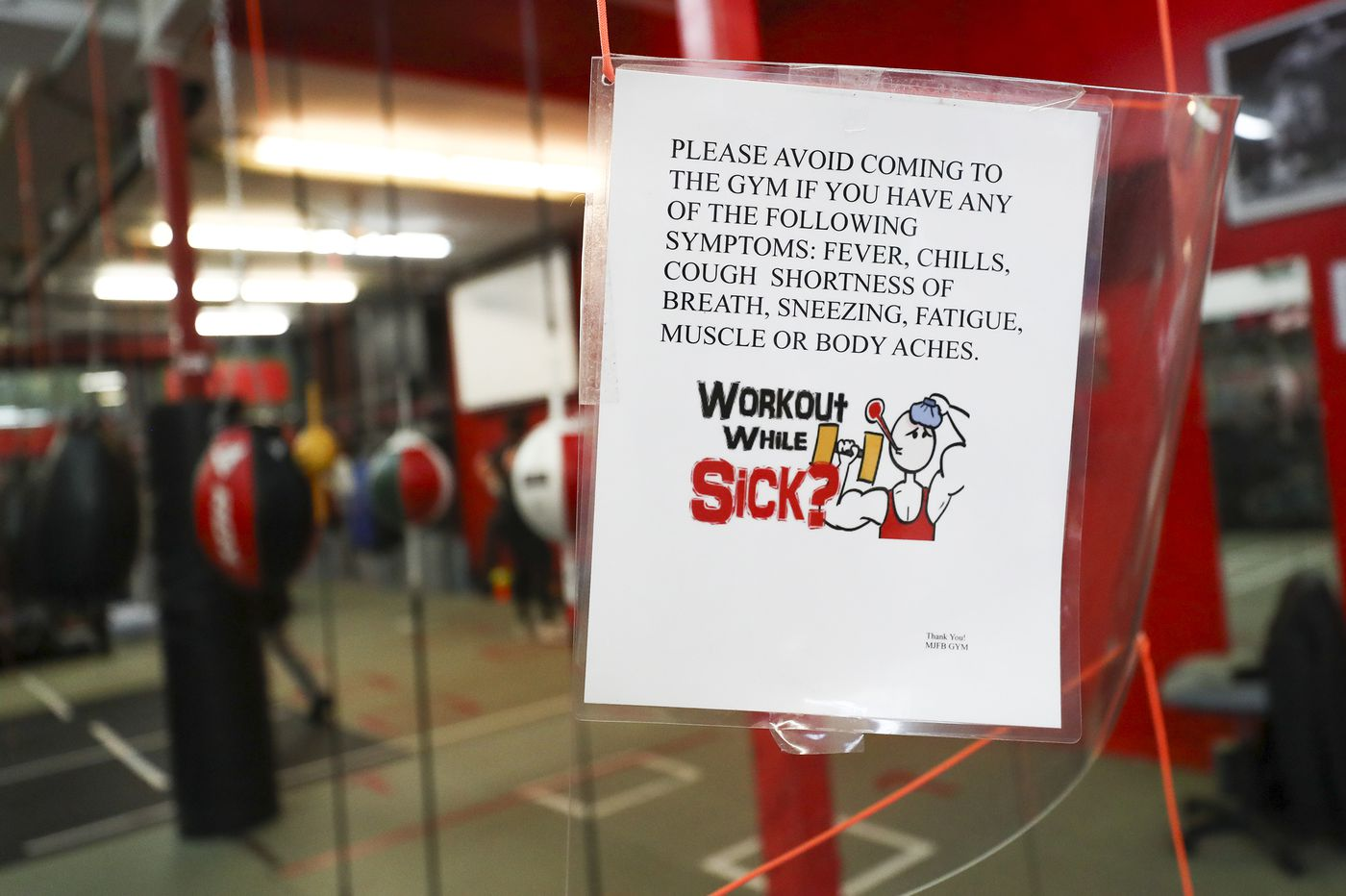 Gyms and fitness studios need clear guidelines to stay open and survive the pandemic   Opinion