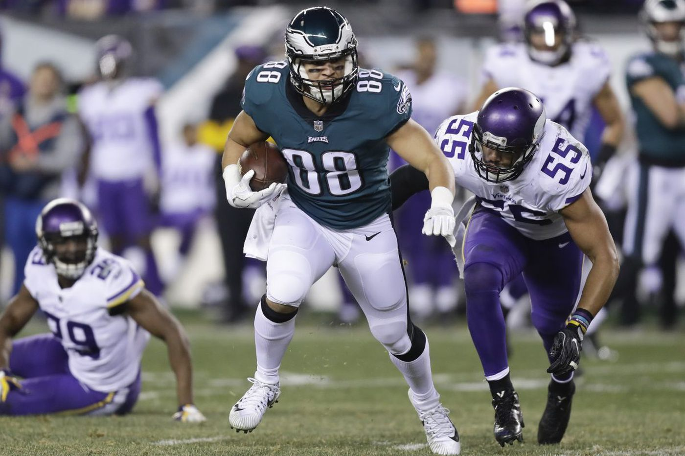 For Eagles' pending free agents, Super Bowl LII might be their final game in Birds uniform