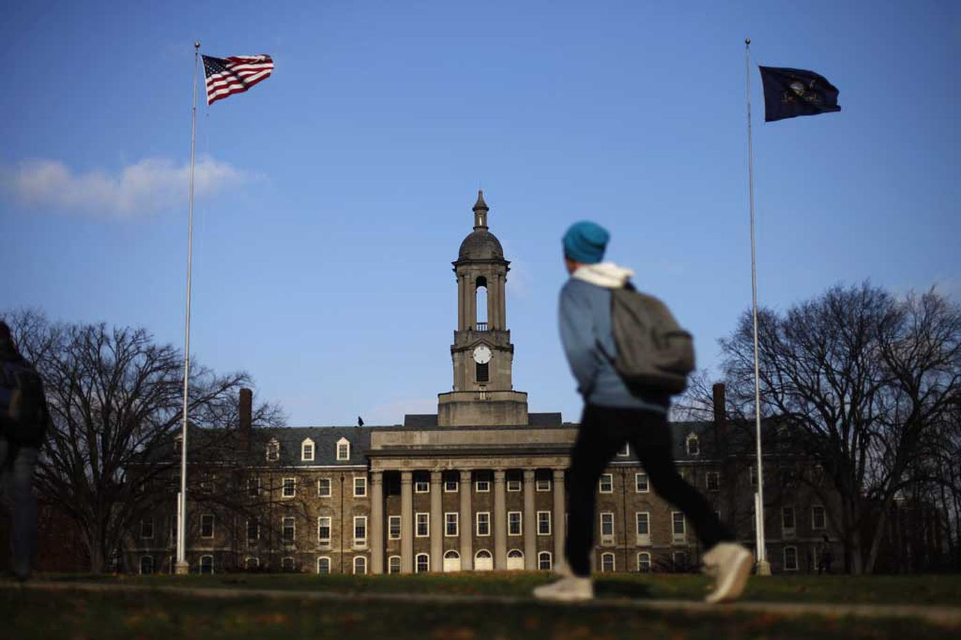 Patent office to Penn State: 'Happy Valley' can't be trademarked