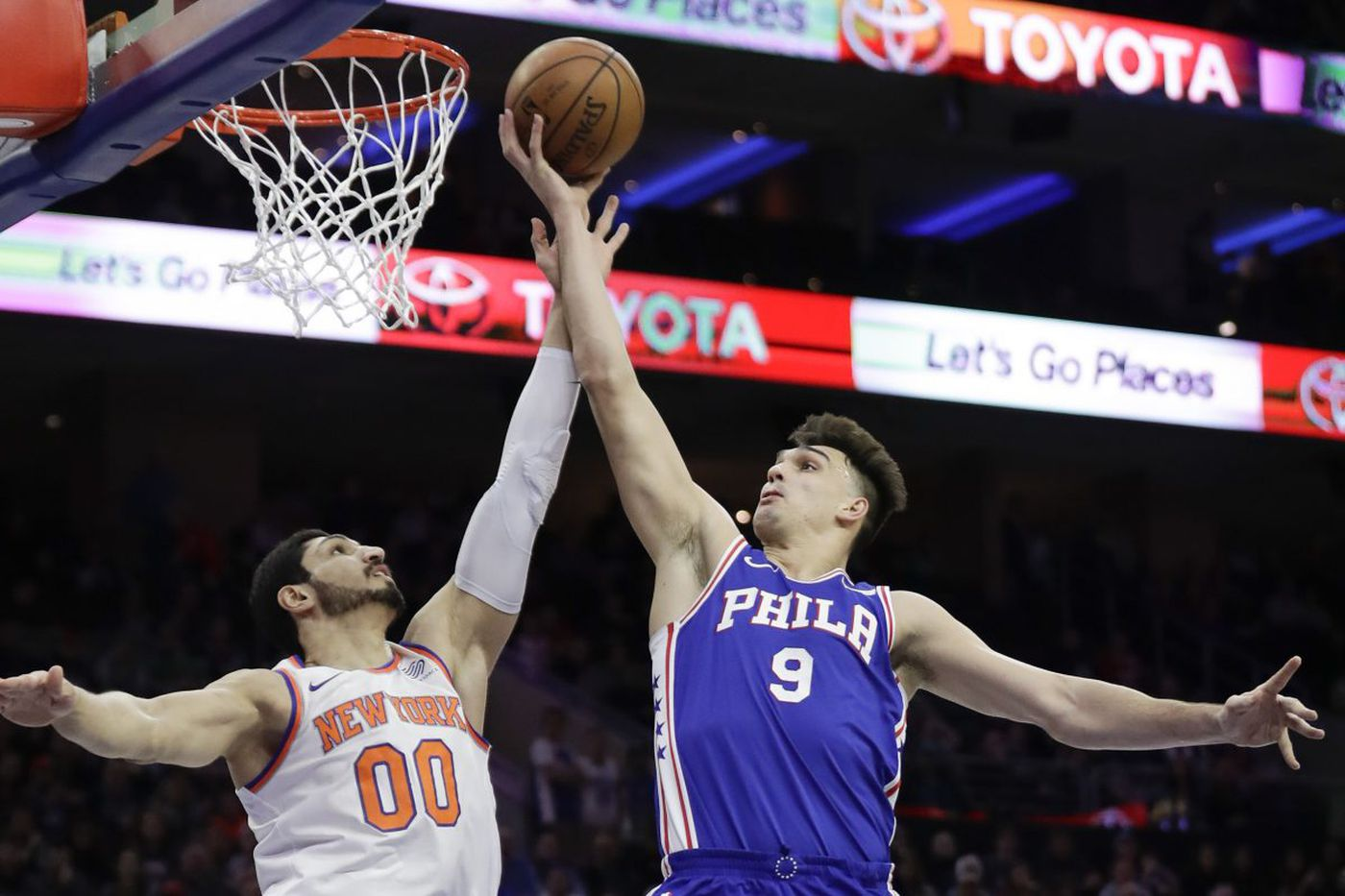 Update: Sixers' Dario Saric available against Milwaukee Bucks