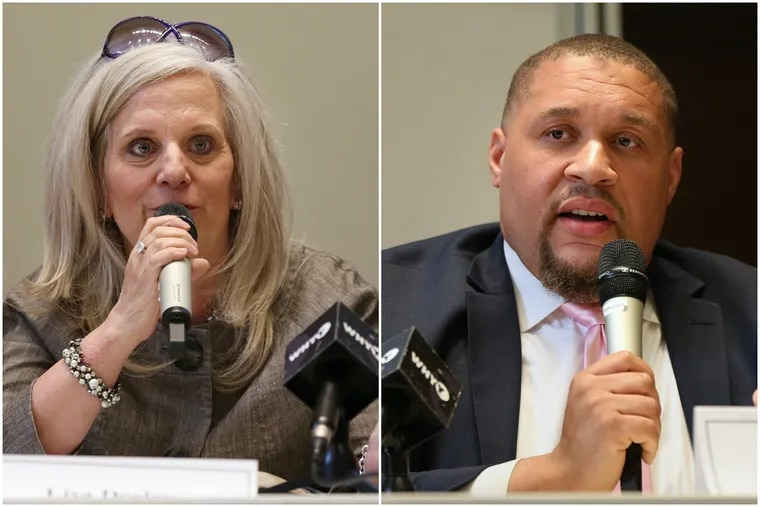 Incumbent Lisa Deeley and Omar Sabir appear to have won the Democratic nomination to be city commissioners, running Philly's elections.