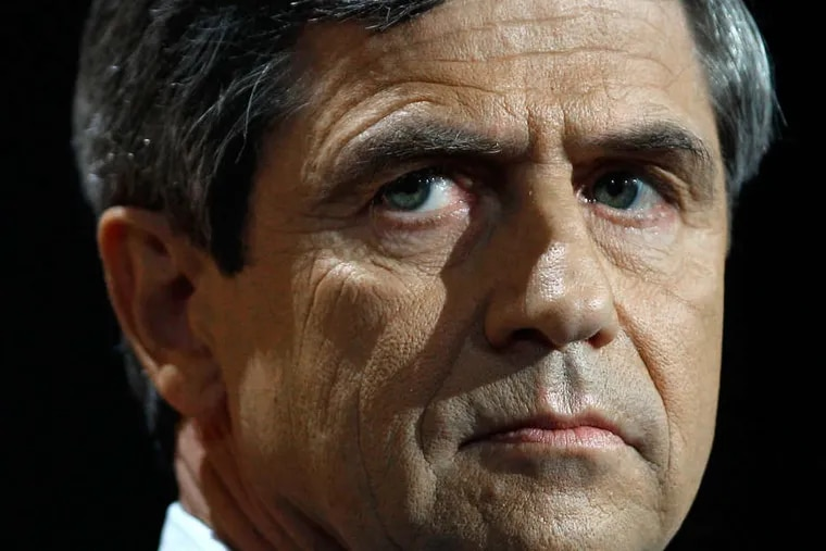 Joe Sestak: Favors rematch, but some find him wanting.