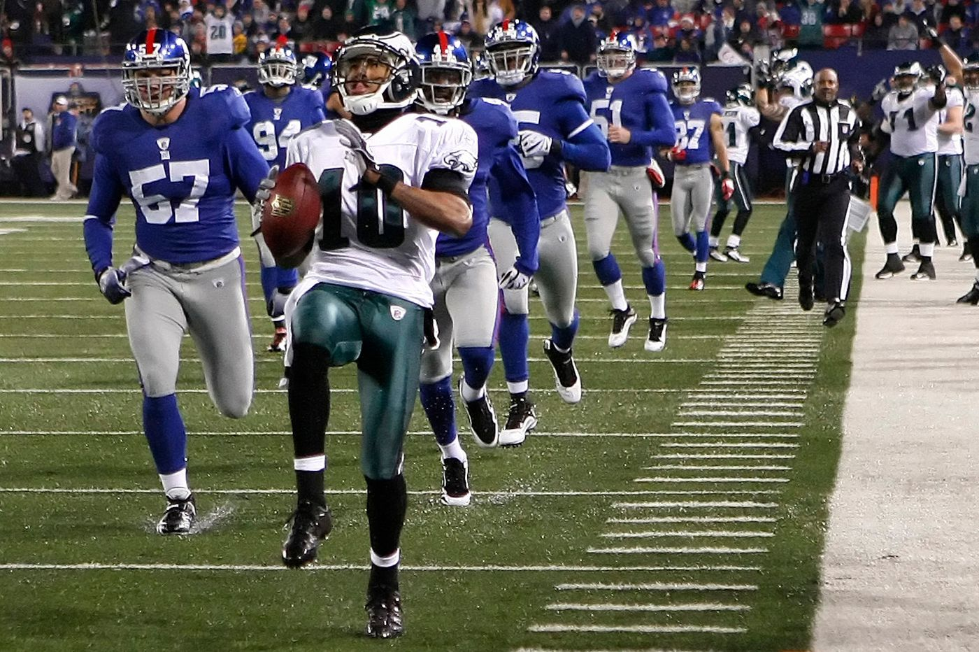 Does DeSean Jackson have another miracle left in him? The Eagles plan to find out, use him as a returner in certain situations.