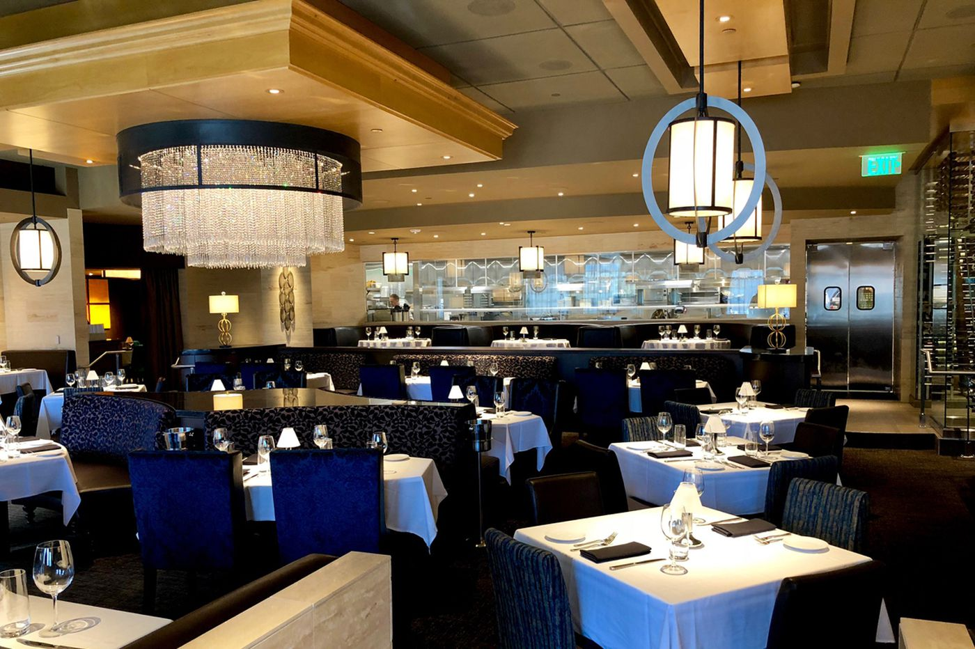 Luxe dining in KoP