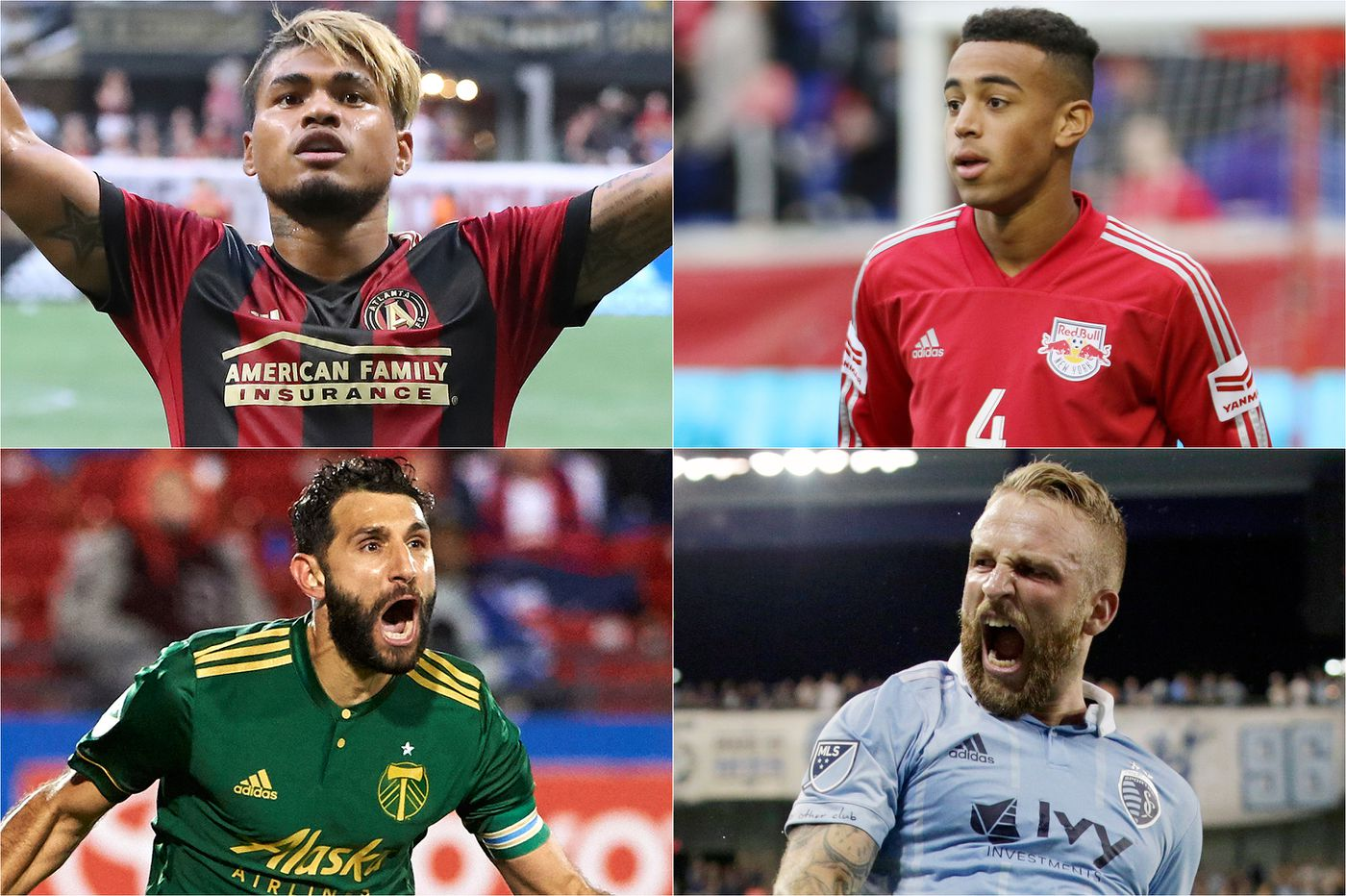 MLS playoffs 2018 conference finals schedule, TV, streaming info, previews