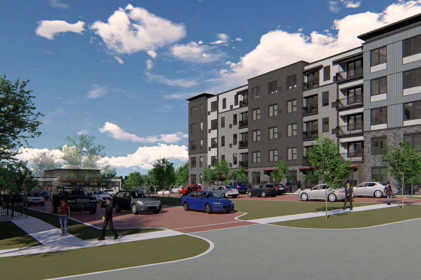 Sprawling apartment complex planned for Northeast Philly site near former Franklin Mills