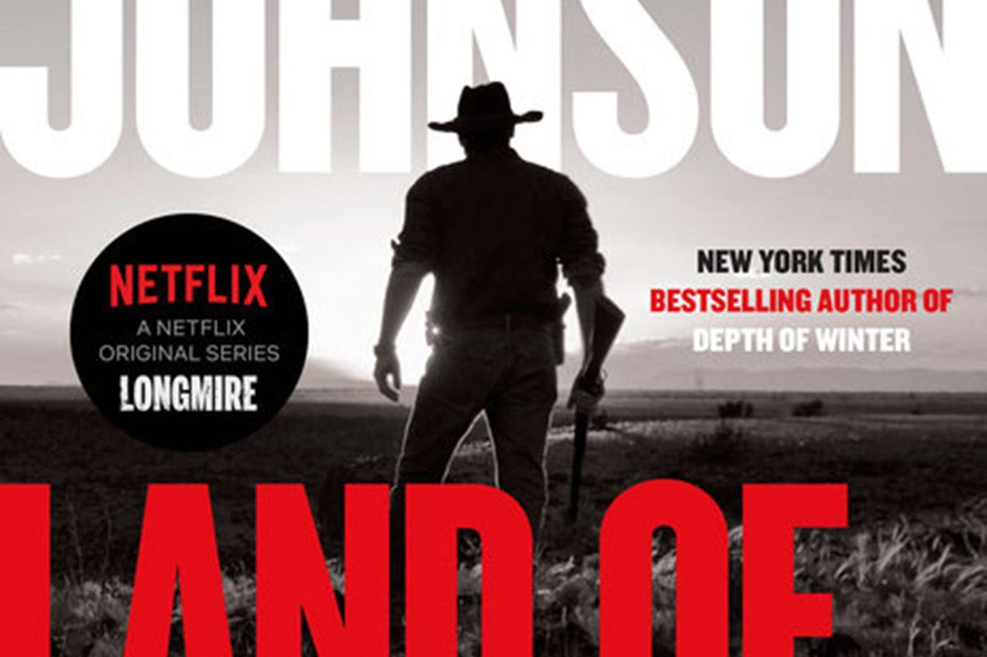 'Land of Wolves': An older, wiser, more satisfying Longmire   Book review
