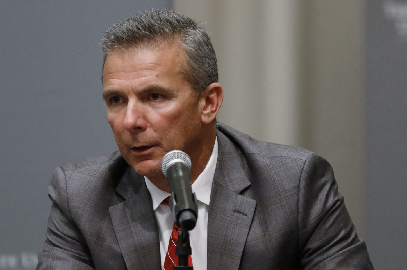 Urban Meyer and Ohio State should have acted on domestic violence accusations, not hidden them | Mike Jensen