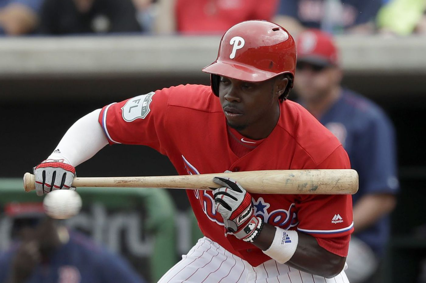 Roman Quinn has a real chance to make the Phillies