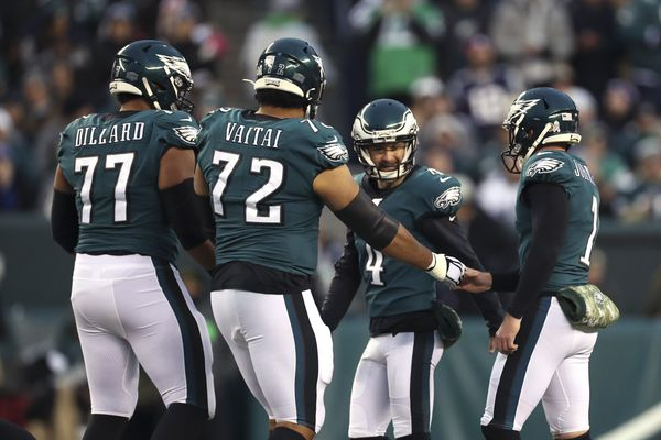 Eagles' Jake Elliott on contract extension: 'I've embraced the city'