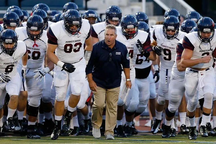Penn head coach Ray Priore is emphasizing leadership this season.