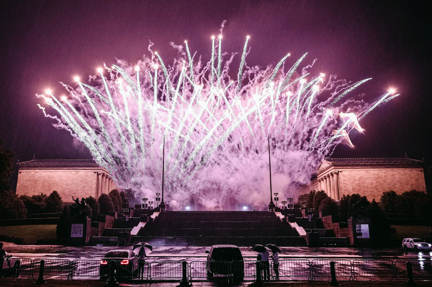How to watch Philly's July Fourth fireworks and concert on TV