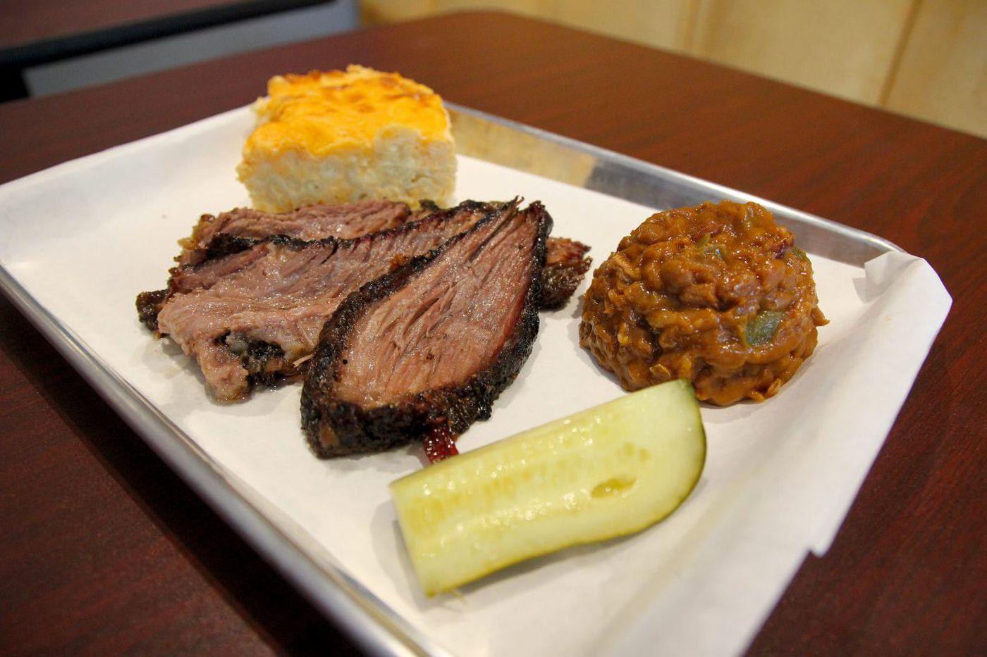 Smoke BBQ: A 'backyard warrior' goes pro in Audubon