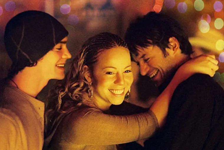 Ethan Peck, Mariah Carey and Adam Rothenberg in Vivendi Entertainment's Tennessee (2009) Copyright © Vivendi Entertainment.