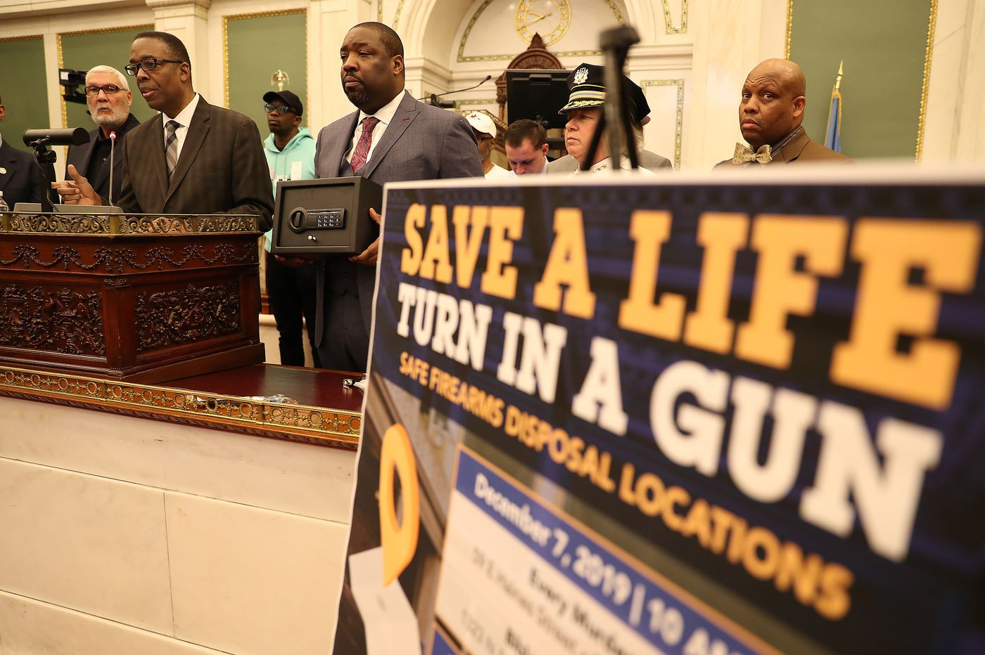 Philadelphia should stop investing in wrong gun violence solutions   Opinion