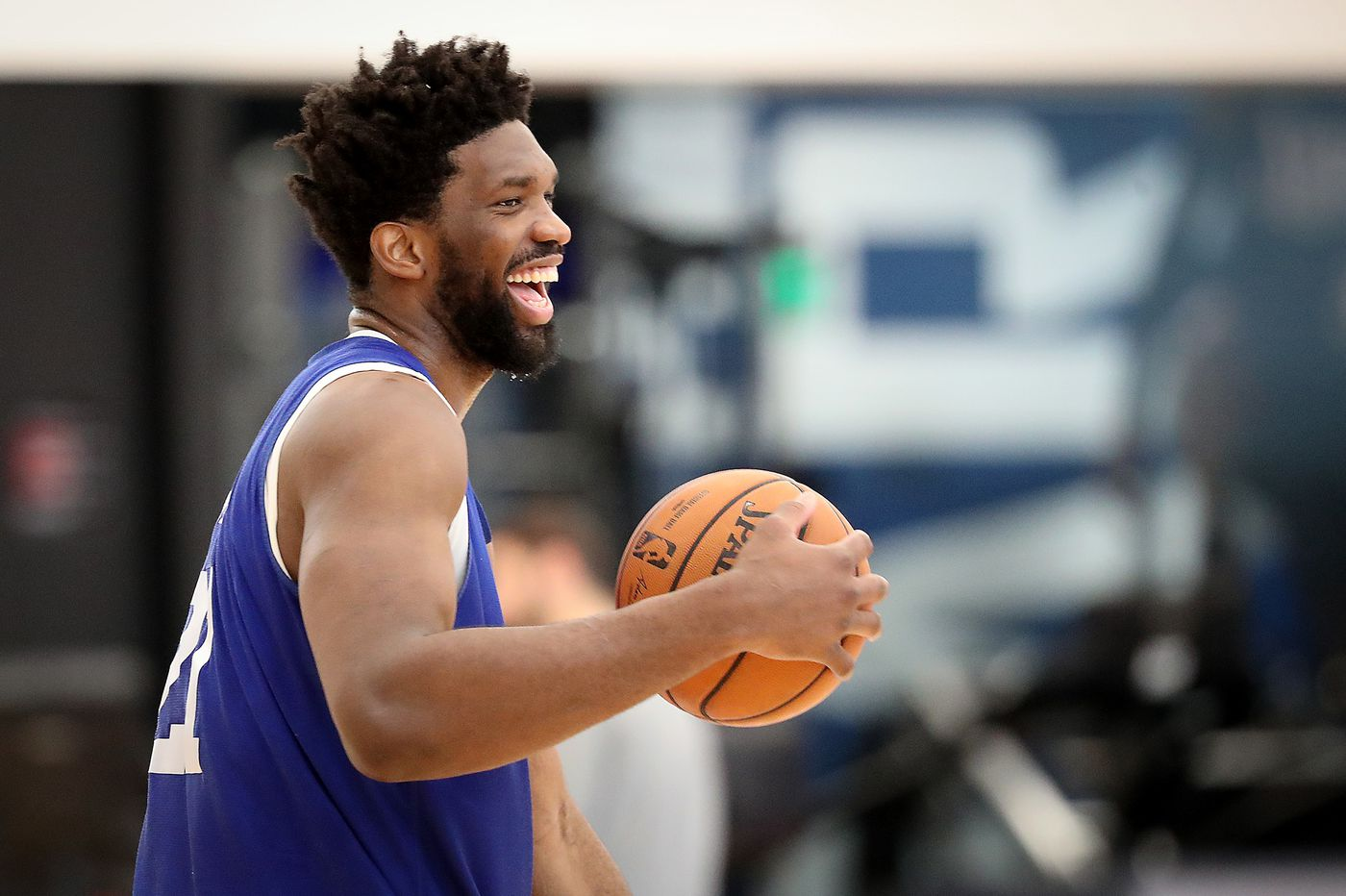 Sixers' Joel Embiid wants to get back to having fun | Off the Dribble