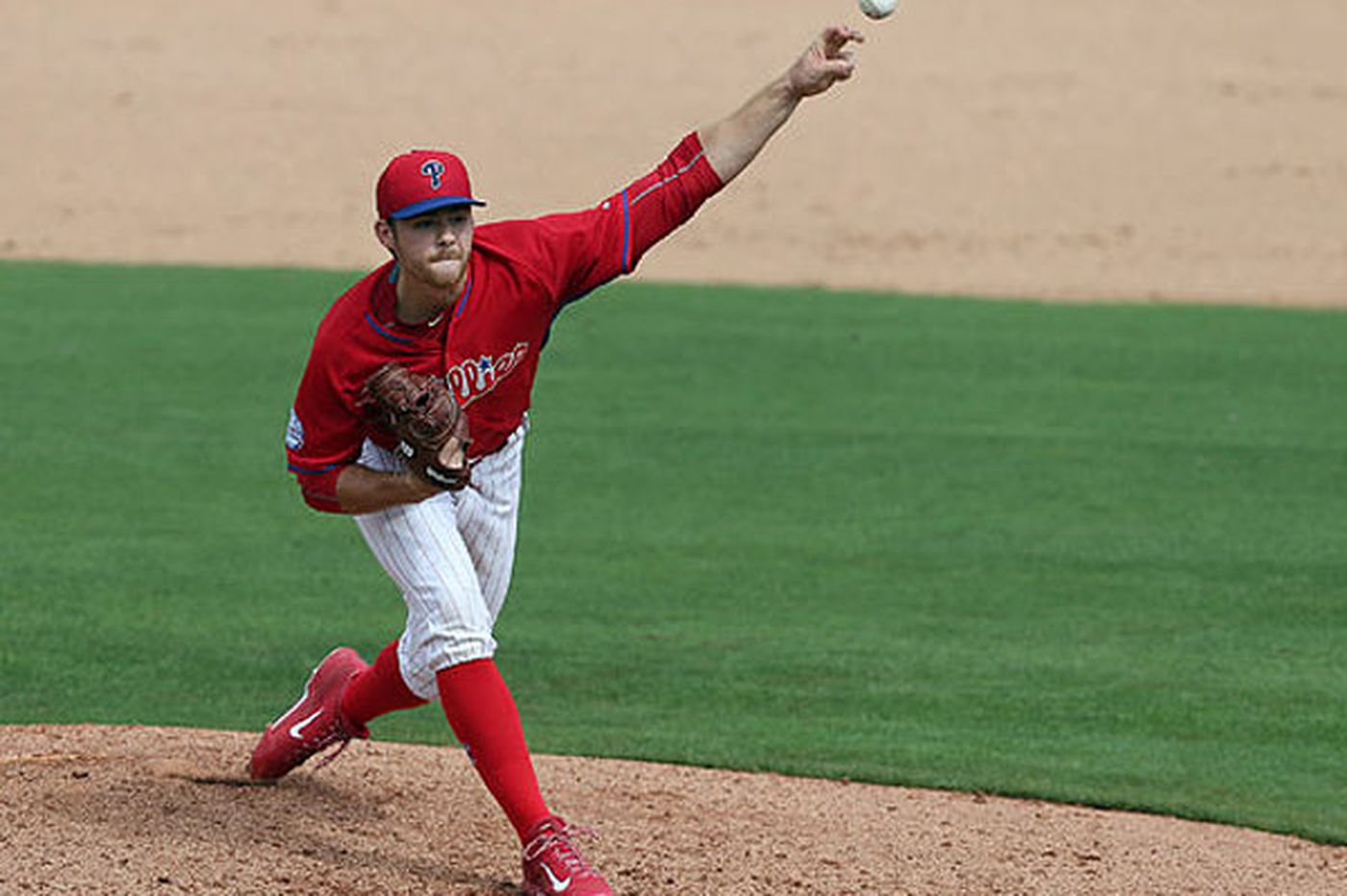 Phillies Notes: McClure wants Biddle to be 'strike-throwing' machine