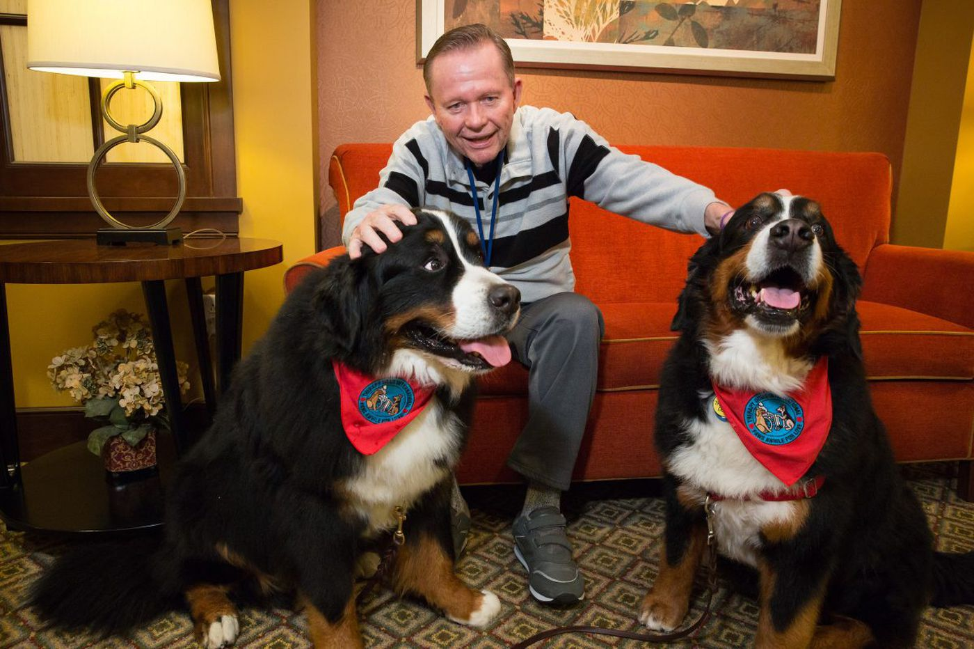 How two Bernese mountain dogs are helping me battle Alzheimer's | Bill Lyon