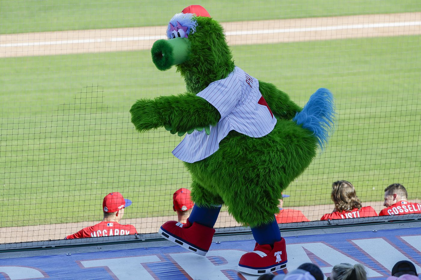 Phillie Phanatic's new look is a petty move to avoid paying artists | Opinion